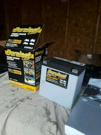 Motorcycle battery. New Rogersville, 37857