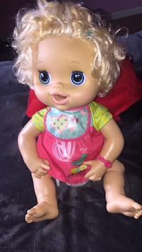My Baby Alive Doll Caucasian 31 km
