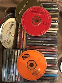 200+++ cds country rock Christian  Cookeville, 38506