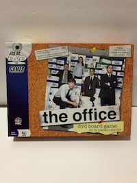 The office DVD board game Cambridge, N1R