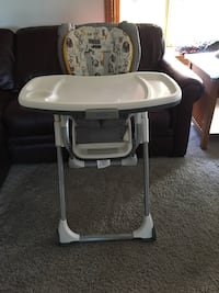 Graco high chair! Great condition.