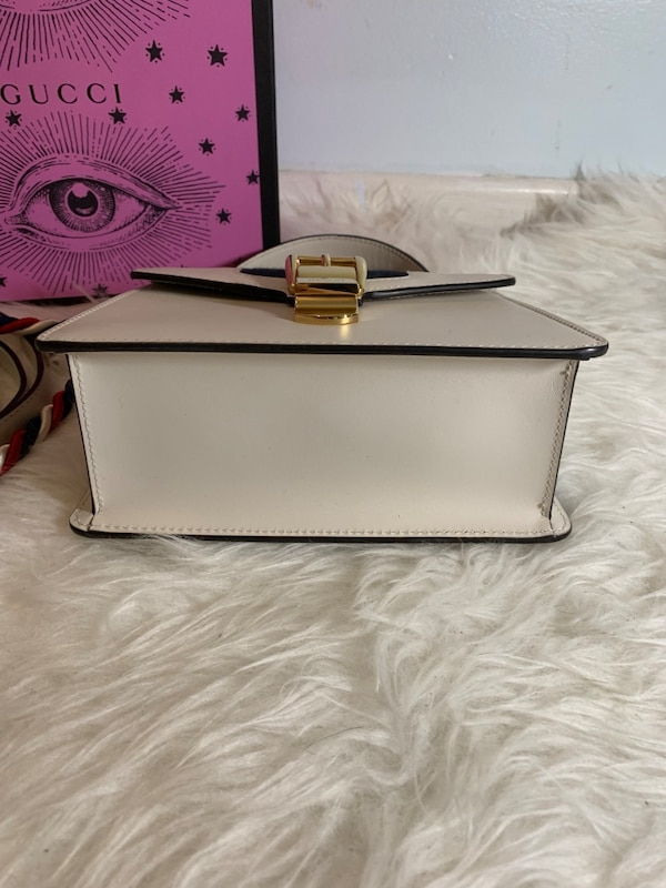 6b2409f9f72 Used gucci mini sylvie brand new with 2 straps for sale in Toronto ...
