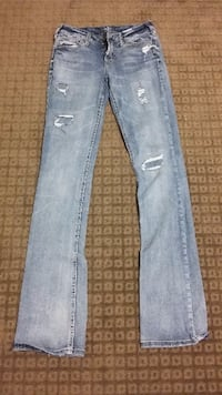 Women's Sliver Jeans from Tall shop- brand new size 27/37 Lethbridge
