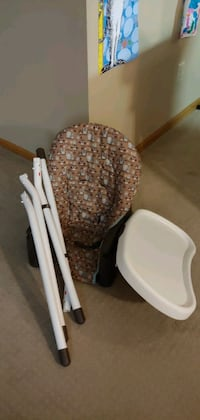 Graco high chair/booster $30 or best offer Osseo, 55369