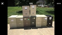 2-Drawer File Cabinets $10-$45