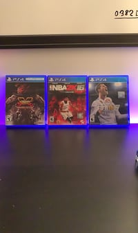 3 PS4 Game Bundle