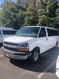 2017 GMC Savana Passenger Washington