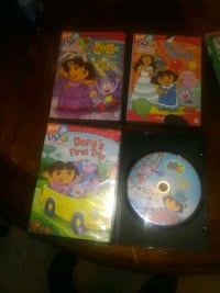 5 kids dvds Belleville, K8P 4N2