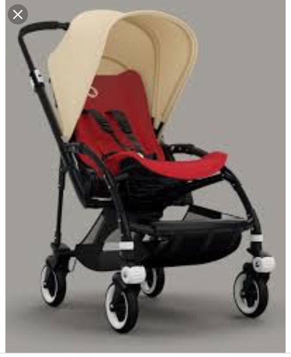 Bugaboo bee3 full sett