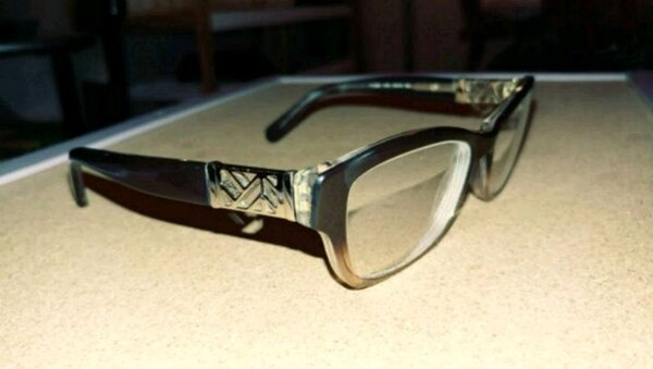 Tory Burch brown faded glasses