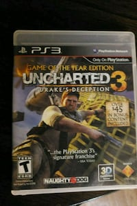 Uncharted 3 Game Of The Year Edition Mesa, 85202