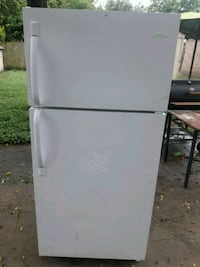 white top-mount refrigerator Richardson, 75080