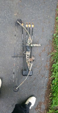 2004 Champion Nomad compound bow Greenville, 16125