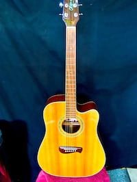1985 OLYMPIA BY FENDER/TACOMA ACOUSTIC, ELECTRIC AND CUTAWAY Los Angeles, 91602