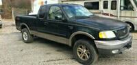 2002 Ford F150 4WD V8 Lariat Extended Cab 5.4 L   Falls Church, 22042