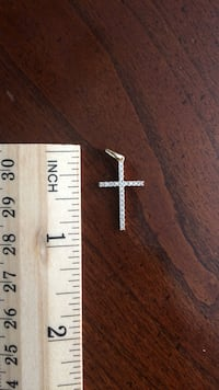 14k cross pendant Wilmington, 19809