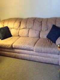 Mom and dads have college student need a couch and love seat moving best offer East Stroudsburg, 18301