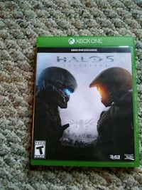 Halo 5 Xbox One game case Arlington, 22205