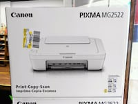 Canon Printer-Copy-Scanner Pixma MG2522 Silver Spring, 20901