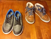 Boys Shoes size 12 and 11. Great condition