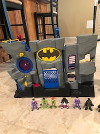 Imaginext Batman bat cave and Gotham city Gaithersburg, 20878