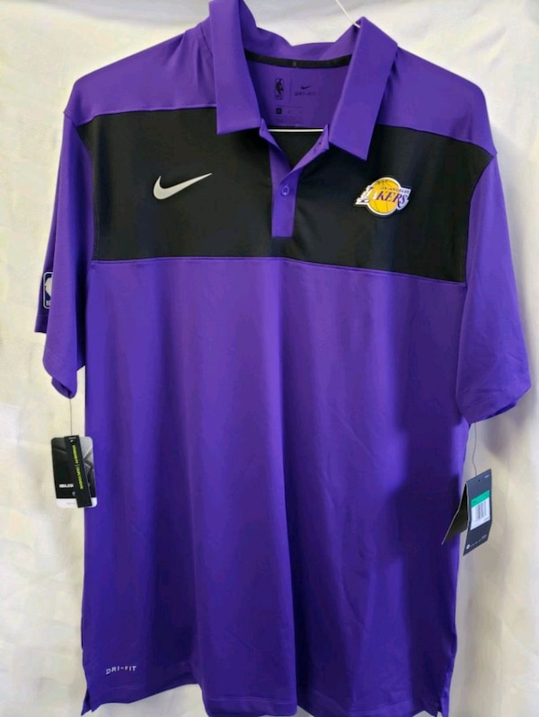 nike polo purple