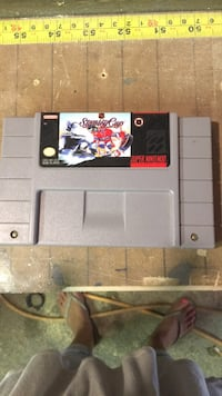 Snes Stanley cup game Cambridge, N3H 1Z1