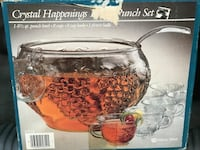 clear glass bowl with box Fullerton, 92831
