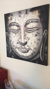 Buddha Painting from Thailand  Mc Lean, 22102