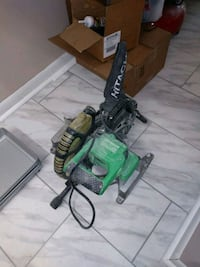 green and black Hitachi power tool Fairfax, 22031