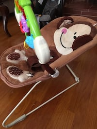 Baby- Fisher Price Monkey Bouncer