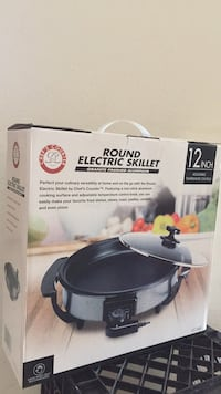 New unopened Chef's Counter Elec. Skillet San Diego, 92109