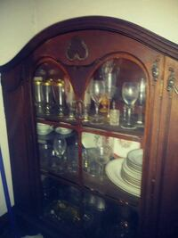 Antique china cabinet Cabot, 72023