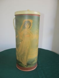 Antique Canister (NEGOTIABLE) Manassas