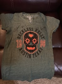 Reckless Kelly autographed shirt Sand Springs, 74063