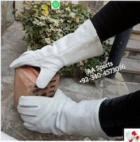 GaunTlet Welding Leather Gloves Sialkot