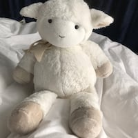 white sheep plush toy Toronto, M5R 1C4
