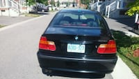 black 5-door hatchback Richmond Hill, L4E 4L4