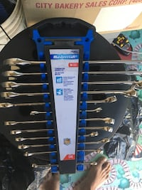 Blue and black electronic keyboard Calgary, T2P 1H8