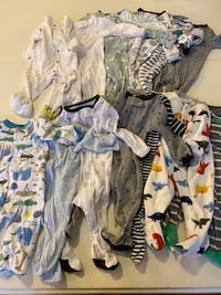 Baby Boy Clothes Lot NB-6M Purcellville, 20132