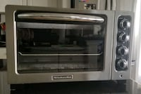 Kitchen Aid Countertop & Toaster Oven
