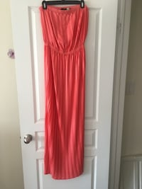 Bcbg strapless gown Vaughan, L0J 4H2