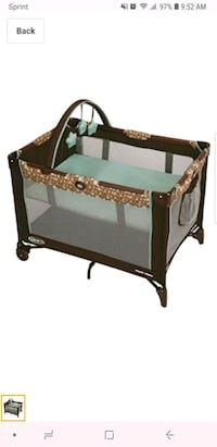 Graico playpen Rockville