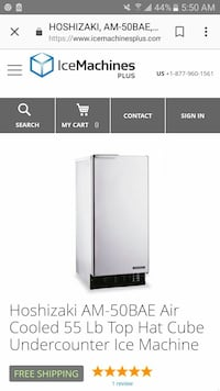 white electronic appliance advertisement Modesto, 95351