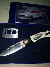 Ford Mustang knife