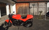 Orange Triumph Speed triple  Orange, 92865