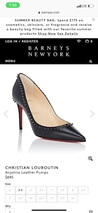 Authentic Louboutin Pumps Phoenix, 85013