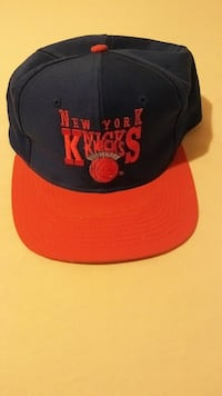 Ajd New York Knicks Snapback Hat