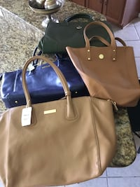 Brand new joy mangano tote bag bundle 90 for 4 bags is a steal  Plant City, 33565
