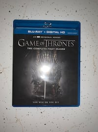 Game of Thrones season 1-5 blu ray Norfolk, 23518